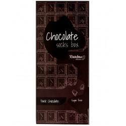 Tumeda šokolaadi sokid