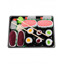Sushi lõhe, Tamago omlett,...